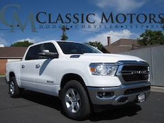 New 2019 Ram 1500 BIG HORN / LONE STAR CREW CAB 4X4 5'7 BOX Crew Cab for Sale in Richfield UT