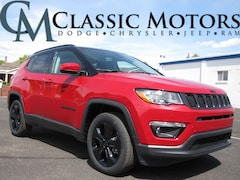 New 2019 Jeep Compass ALTITUDE 4X4 Sport Utility for Sale in Richfield UT