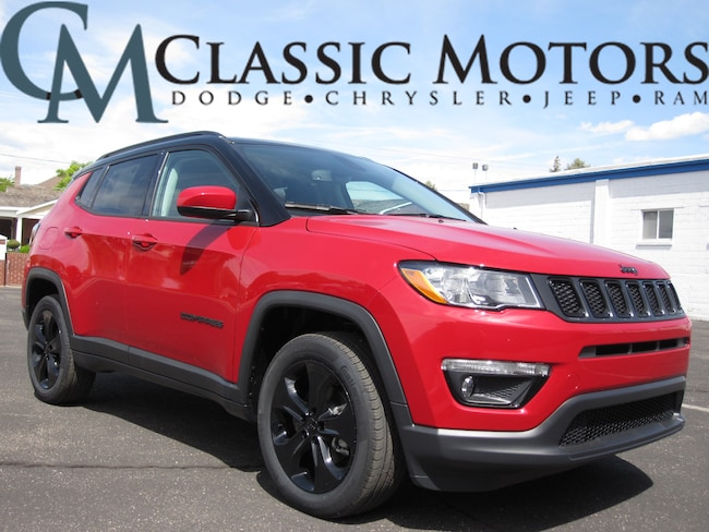 New 2019 Jeep Compass ALTITUDE 4X4 Sport Utility for Sale in Richfield Utah