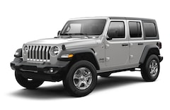 New 2021 Jeep Wrangler UNLIMITED SPORT S 4X4 Sport Utility for Sale in Richfield UT