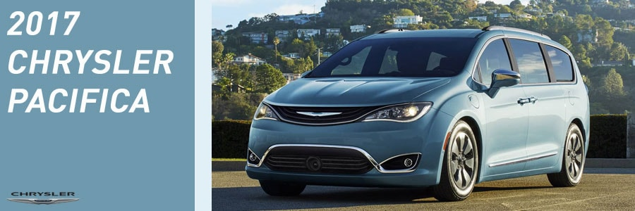 New Chrysler Pacifica Classic Motors news