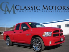 Used 2016 Ram 1500 Express Quad Cab 4WD 6FT Box for Sale in Richfield UT