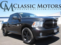 Used 2017 Ram 1500 Express Quad Cab 4WD 6FT Box for Sale in Richfield UT