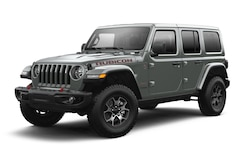 New 2021 Jeep Wrangler UNLIMITED RUBICON 4X4 Sport Utility for sale in Richfield UT