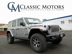 New 2020 Jeep Wrangler UNLIMITED RUBICON 4X4 Sport Utility for Sale in Richfield UT