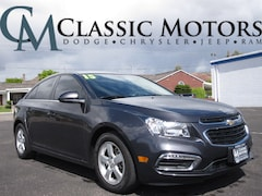 Used 2015 Chevrolet Cruze 1LT Sedan for Sale in Richfield UT