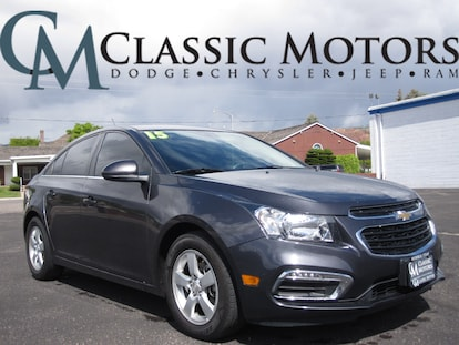 Used 2015 Chevrolet Cruze 1LT F7278168 For Sale in