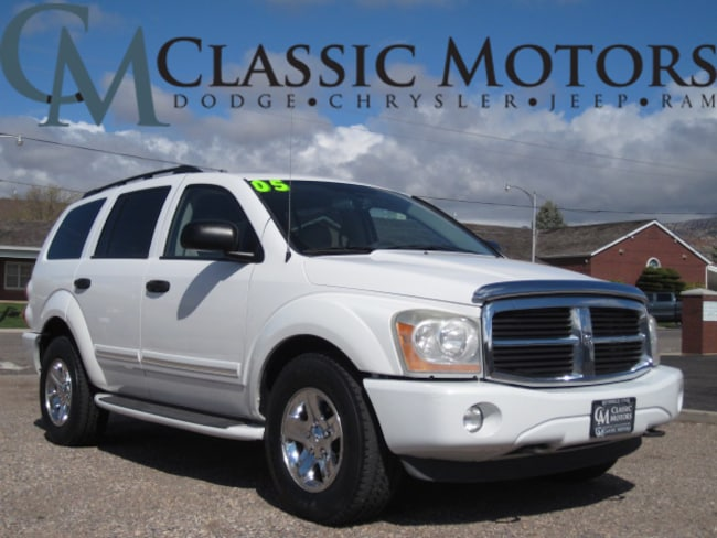 Used 2005 Dodge Durango Limited SUV for Sale in Richfield UT