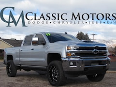 Used 2017 Chevrolet Silverado 2500HD LTZ Truck for Sale in Richfield UT
