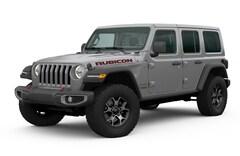 New 2020 Jeep Wrangler UNLIMITED RUBICON 4X4 Sport Utility for Sale in Richfield UT