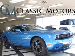 New 2019 Dodge Challenger R/T SCAT PACK Coupe for Sale in Richfield UT