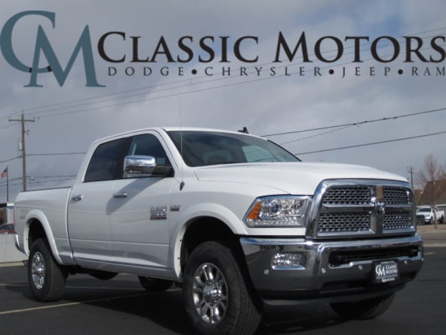 New 2018 Ram 2500 LARAMIE CREW CAB 4X4 6'4 BOX Crew Cab for Sale in Richfield Utah