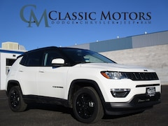 New 2020 Jeep Compass ALTITUDE 4X4 Sport Utility for Sale in Richfield UT
