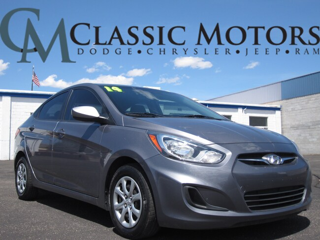Used 2014 Hyundai Accent GLS Sedan for Sale in Richfield UT