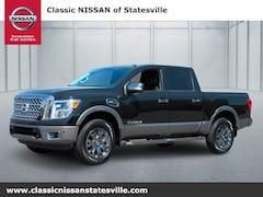 2017 Nissan Titan Platinum Reserve Truck Crew Cab