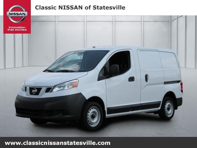2016 Nissan NV200 S Van Compact Cargo Van