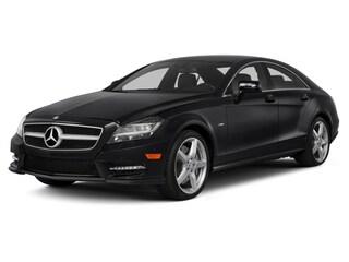 2013 Mercedes-Benz CLS CLS 550 Sedan