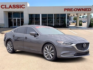 Used 2018 Mazda Mazda6 Grand Touring Reserve Sedan for sale in Texarkana, TX