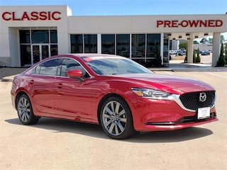 Used 2018 Mazda Mazda6 Grand Touring Sedan for sale in Texarkana, TX