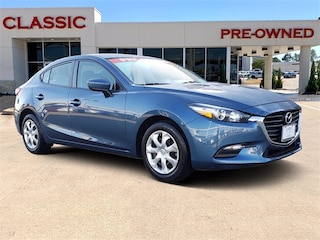 Used 2017 Mazda Mazda3 Sport Sedan for sale in Texarkana, TX