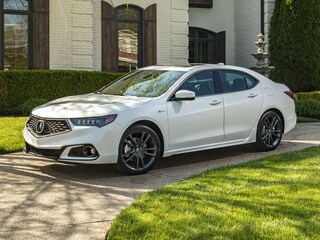 Used 2018 Acura TLX 2.4L Sedan for sale in Texarkana, TX