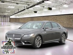 Used 2017 Lincoln Continental Reserve AWD Car