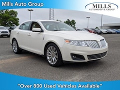 Used 2009 Lincoln MKS 4dr Sdn FWD Car
