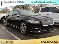 2020 Lincoln Continental Standard FWD Car