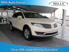 Used 2016 Lincoln MKX FWD 4dr Select Sport Utility