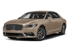 Used 2017 Lincoln Continental Premiere FWD Car