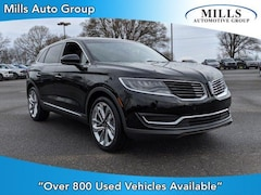 Used 2016 Lincoln MKX FWD 4dr Black Label Sport Utility