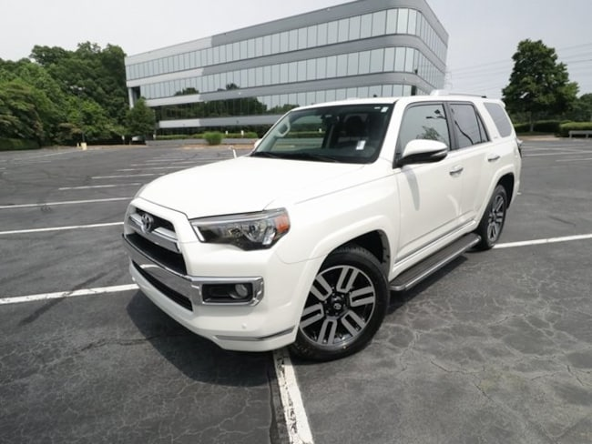 Used 2016 Toyota 4Runner SUV in Atlanta, GA