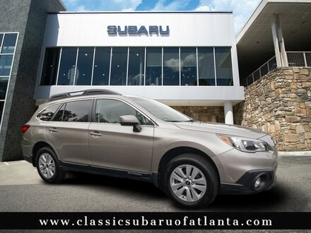 2015 Subaru Outback 2.5i Premium w/ Moonroof/Power Rear Gate SUV