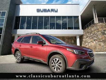 New 2021 Subaru Outback Premium SUV Atlanta, GA