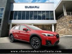 New 2020 Subaru Crosstrek Limited SUV JF2GTANC8L8255310 CL050 in Atlanta GA
