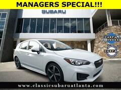 Certified Pre-Owned 2019 Subaru Impreza 2.0i Sport 5-door SP1001 Atlanta, GA