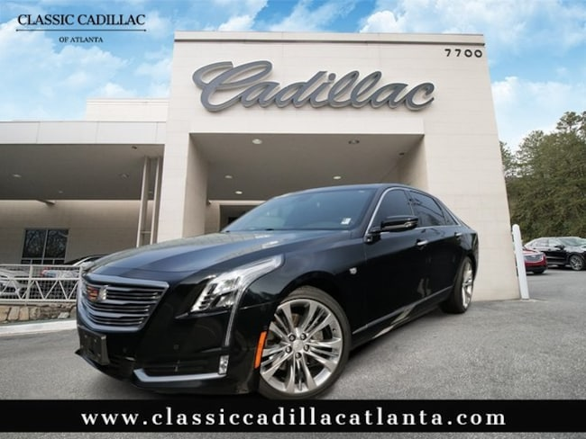 Used 2018 CADILLAC CT6 3.0L Twin Turbo Platinum Sedan in Atlanta, GA
