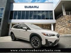 New 2021 Subaru Crosstrek Premium SUV JF2GTAECXMH211679 CM016 in Atlanta GA