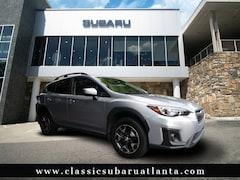 Certified Pre-Owned 2018 Subaru Crosstrek 2.0i Premium with SUV AL076B Atlanta, GA