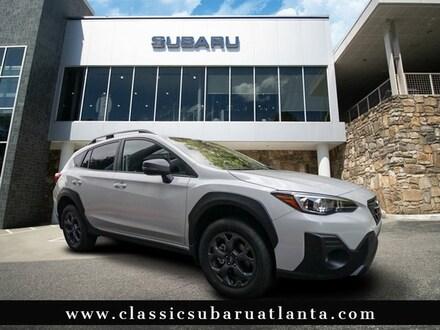 New 2021 Subaru Crosstrek Sport SUV Atlanta, GA