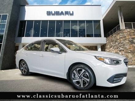 New 2022 Subaru Legacy Limited Sedan Atlanta, GA