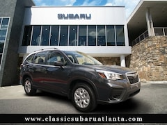 New 2020 Subaru Forester Base Model SUV JF2SKADC1LH484412 FL076 in Atlanta GA