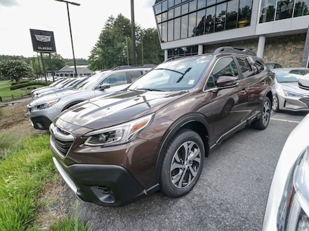 New 2020 Subaru Outback Limited SUV Atlanta, GA