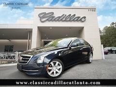 Used 2016 CADILLAC ATS 2.5L Standard Sedan P1005 Atlanta, GA
