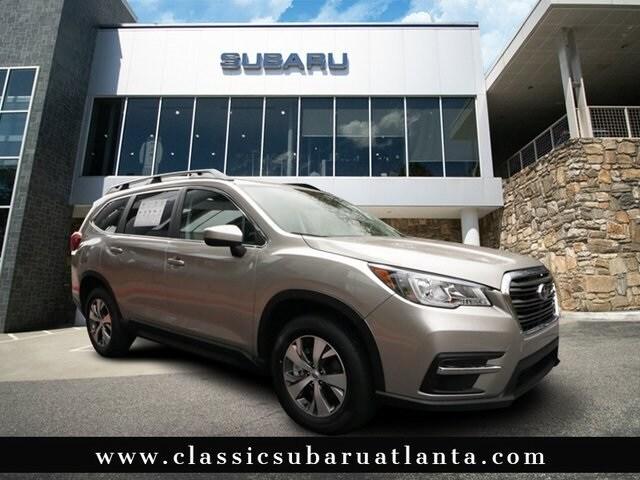 New 2020 Subaru Ascent Premium 8-Passenger SUV Atlanta, GA