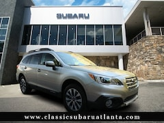 Certified Pre-Owned 2017 Subaru Outback 2.5i Limited with SUV SP1057 Atlanta, GA
