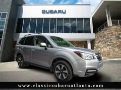 Used 2018 Subaru Forester 2.5i Premium SUV FL177A Atlanta, GA