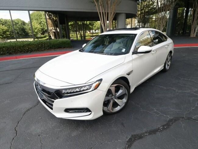 Used 2018 Honda Accord Touring 2.0T Sedan in Atlanta, GA