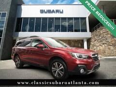 Certified Pre-Owned 2019 Subaru Outback 2.5i Limited SUV SP1137 Atlanta, GA