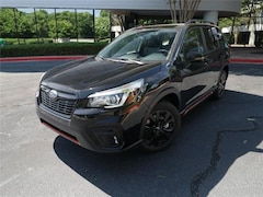 New 2019 Subaru Forester Sport SUV JF2SKAKC6KH536800 F536800 in Atlanta GA
